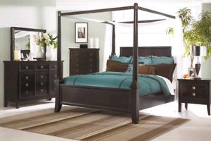 Ashley Furniture Martini 6 Piece California King Bedroom Suite
