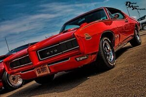 1968 GTO - Dream Muscle Car! Immaculate