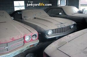 BARN FIND MUSCLE