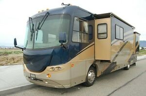 Coachmen Cross Country Diesel Motorhome