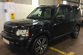 LAND ROVER DISCOVERY 3 2.7 TD V6 7 SEAT XS HSE LUXURY GS4 3.0 FROM £83 PER WEEK