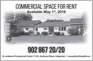 Commercial Space for rent - Antigonish