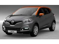 2013 Renault Captur 1.5dCi 90 Dynamique MediaNav Energy 5dr with reversing camera & Captur roof bars