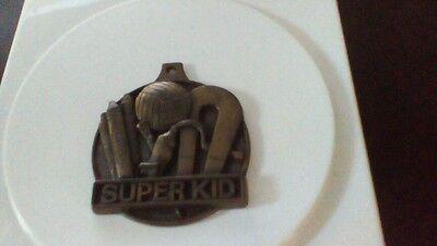super kid medal 2 1/4