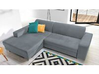 Delivery 1-10 days COMO Corner Sofa Bed Sofa Corner Brand New Packed Function and Storage