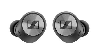 Sennheiser Momentum True Wireless 2 Bluetooth Noise Cancelling Earphones - Black