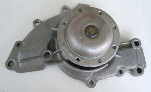 Water Pump Reman 1995 Buick Chevrolet Oldsmobile Pontiac