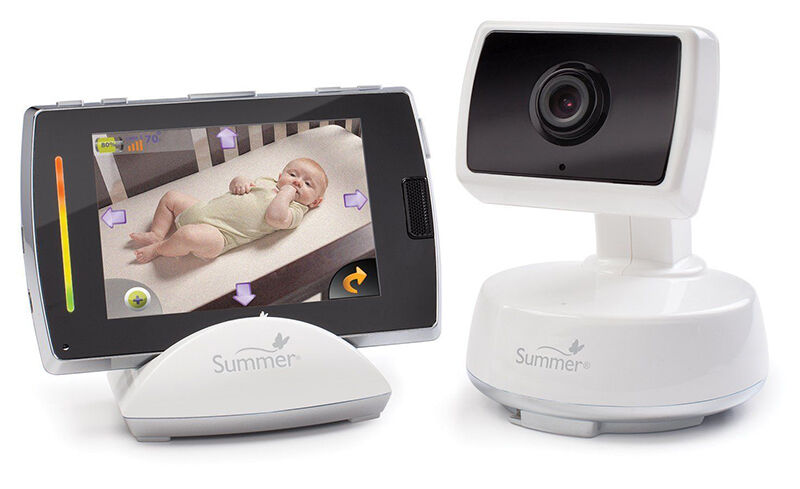 Summer Baby Touch Digital Color Video Monitor