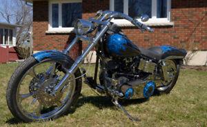1979 Harley Davidson Wide Glide Custom