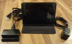 Blackberry Playbook 32GB Tablet w/ Case & Accessories