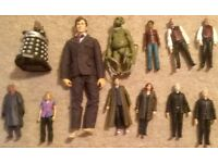 Doctor Who Doll and Figures