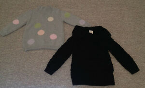 SWEATERS TODDLER SZ 2 (2)