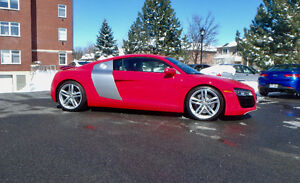 2014 Audi R8 Coupe Coupe (2 door)