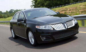 2012 LINCOLN MKS BERLINE - AWD