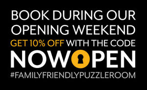 Complex Rooms - Waterloo's Faimly Friendly Puzzle & Escape Rooms