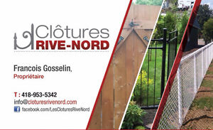 installation clôture quebec. frost-bois-ornemental  etc.