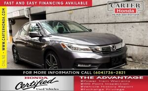 2017 Honda Accord Touring + CERTIFIED 7YR/160K + YEAR-END CLEARO