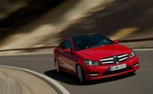 2012 Mercedes-Benz C-Class Coupe (2 door)