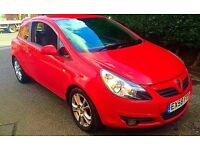 **MUST GOO TODAY**58 REG VAUXHALL CORSA 1.3 CDTI SXI astra bmw micra audi vxr golf polo ford car