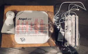 Angelcare Baby Breathing Monitor w/ Video- like new
