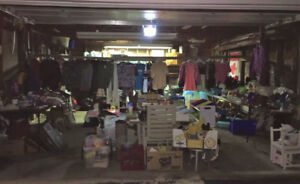Multi-family yard sale - Forest Hills