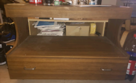 TV Stand and one draw