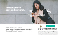 Easy & Personal - Simple Online Investing - Low Fees - ProLaunch