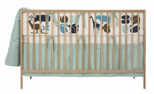 Dwell Studio Gio Baby Bedding Set - Aqua