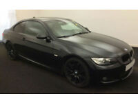 2008 BMW 330i 3.0 M-SPORT COUPE GOOD / BAD CREDIT CAR FINANCE AVAILABLE