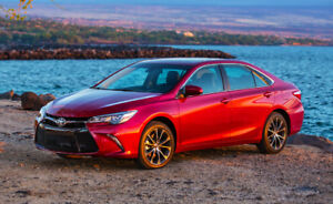 Lease take over Toyota Camry 2015 XSE Low KM 1 year left