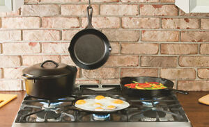 BRAND NEW - Lodge L9OG3 10.5 Inch CAST IRON Grill Kitchener / Waterloo Kitchener Area image 4