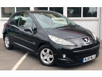 Peugeot 207 VERVE (black) 2010