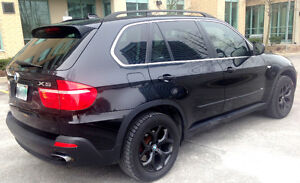 2007 BMW X5, Navigation, Head Up, 7Seater, Back up Camera, Roof