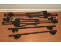 Halfords Roof Bars & Cycle Holders