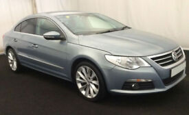 2011 VW PASSAT CC 2.0 GT TDI DSG BMT GOOD / BAD CREDIT CAR FINANCE AVAILABLE