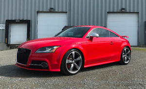 Audi TTS Competition package
