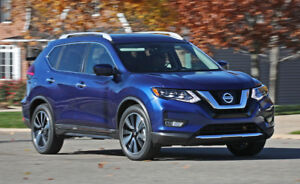 Nissan Rogue (Take-Over)