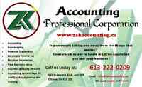 Accounting and Taxation Services in Ottawa and Gatineau