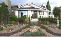 Beautiful High River Split Bungalow