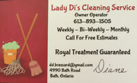 Ladyi Di's Cleaning Service