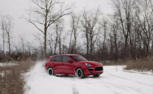 PORSCHE WINTER WHEEL PACKAGES // KIT DE JANTES D'HIVER PORSCHE