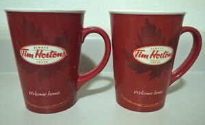 Tim Hortons Collectible Coffee Mugs