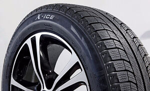 245/45/49 MICHELIN X-ICE 3 LIKE NEW