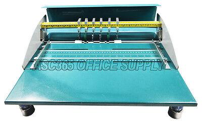 3in1 18 460mm Electrical Creasing Machine Creaser Scorer Perforator Workbench