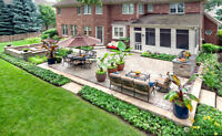 LANDSCAPERS W/ LANDSCAPE CONSTRUCTION EXPERIENCE NEEDED $1200/WK