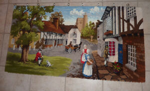 Original wall hanging from England