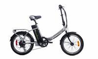 Velec - X2 -  Foldable Electric Bike / Vélo électrique Pliable