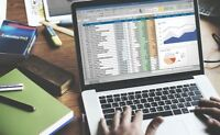 Accounting, Bookkeeping, Quickbooks, Tax Services
