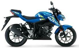 Suzuki GSX-S 125 GSX-R125 BRAND NEW