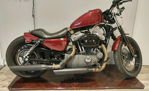 Custom Harley 1200 for cash or boat.